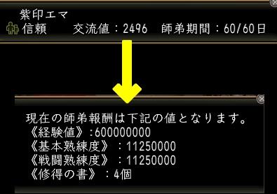 師弟報酬20090707