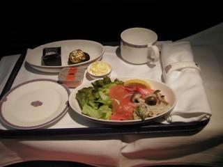 中国東方航空機内食