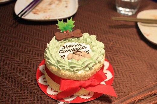 IMG_4547犬ケーキ