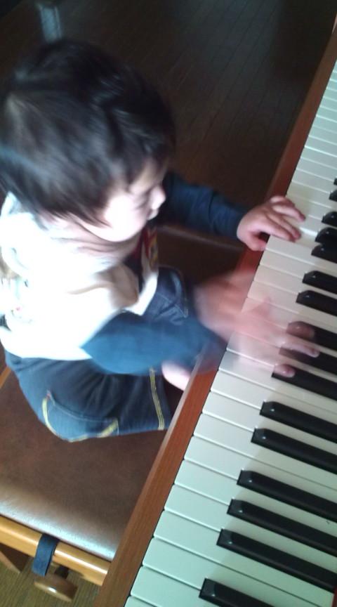 弾いてる風2