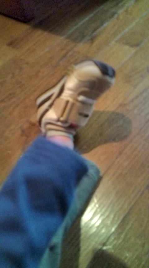 靴はいてる2