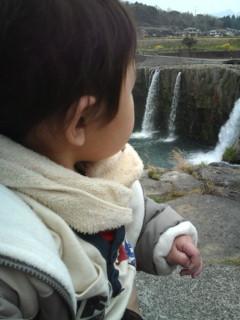 滝を見る①