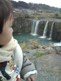 滝を見る②