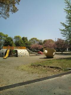公園に到着1