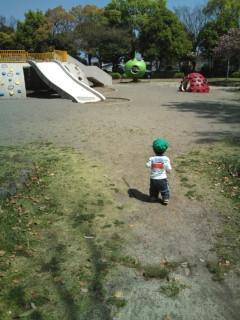 公園をウロウロ⑥