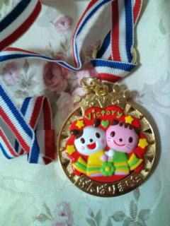 赤ちゃんピック メダル