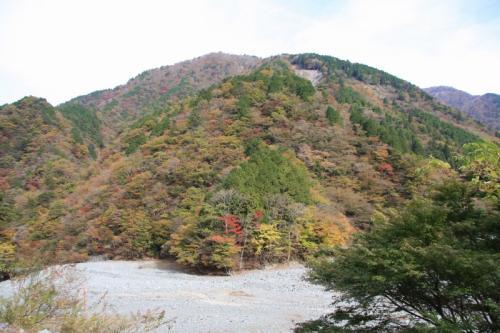 玄倉川渓谷(ユーシン渓谷)