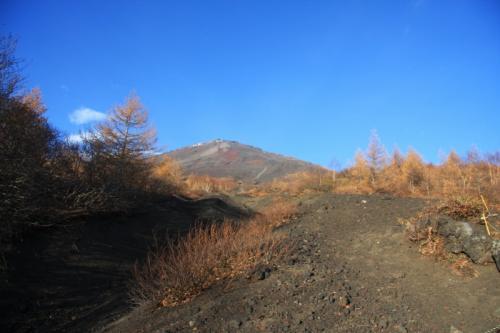 須走登山道