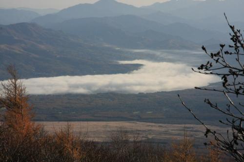 7:32 山中湖