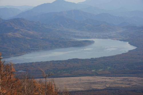 8:17 山中湖