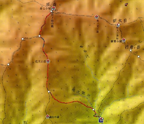 081106コース地図