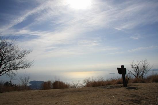 幕山山頂からの景色