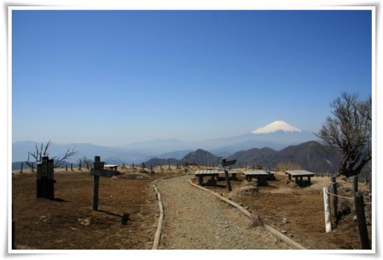 蛭ヶ岳山頂