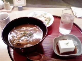湯葉カレー