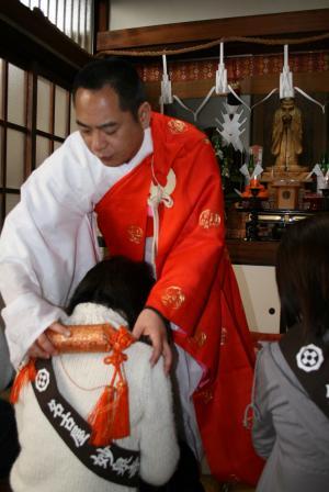 星祭り祈祷会2