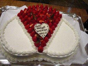 水分子ケーキ