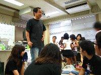 2009夏松木挨拶