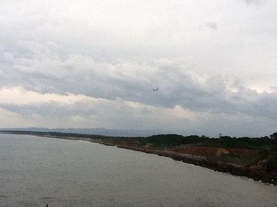 尼御前岬からの景色
