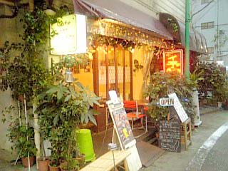 Cafe Coccolata 外観
