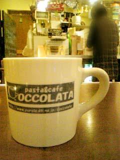 Cafe Coccolata 黒糖オーレ
