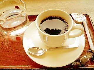 眺望喫茶 コーヒー
