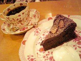 Cafe凛 コーヒー+ガトーショコラ
