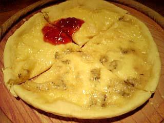 たべる菜 ピッツァ(タヴェルナ)