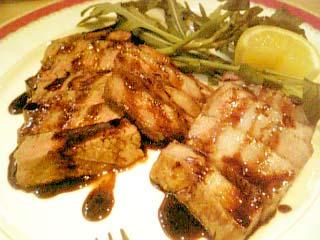 La Paranza イベリコ豚&牛肉