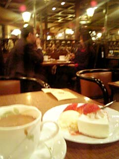 カフェ東亜サプライ 雰囲気