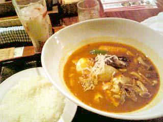 Spice Pierrot スープカレー