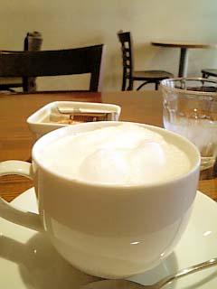 cafe blanc カフェオレ