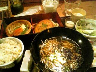 豆富創作料理 三代目茂蔵 レディースセット