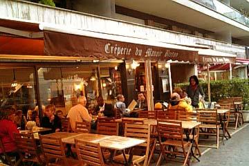 Creperie du Manoir Breton 外観
