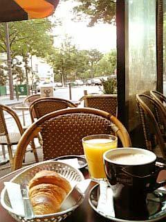 Cafe Odessa 雰囲気