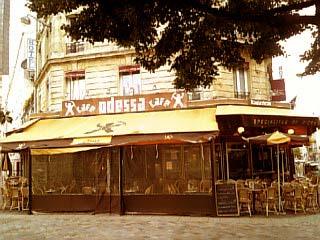 Cafe Odessa 外観