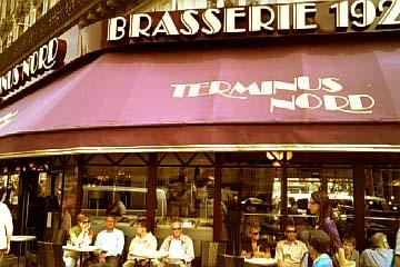 Brasserie Terminus Nord 雰囲気