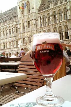 Le ROY BELLE-VUE KRIEK