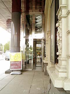 Concertgebouw cafe 外観