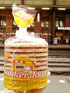 オランダ Stroop Wafel