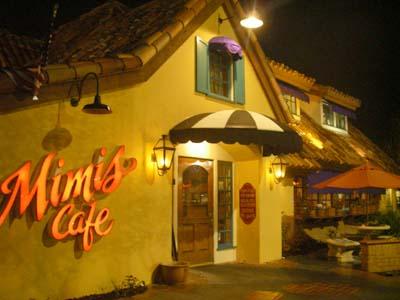 Mimi's Cafe 外観