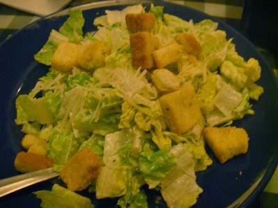 Mimi's Cafe Caesar Salad