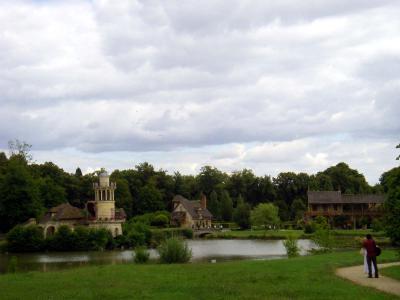ベルサイユ宮殿 王妃の村里