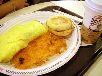Lori's DINER Omelet