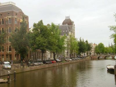 オランダ 運河