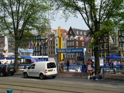 オランダ 町並み
