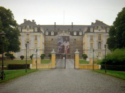 ブリュール アウグストゥスブルク城
