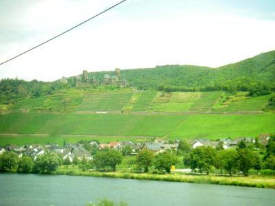 モーゼル川の景色