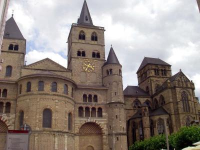 トリアー 聖ペテロ大聖堂と聖母マリア教会