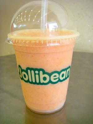 Jollibean 豆乳パパイヤ