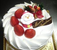 20071224クリスマスケーキ